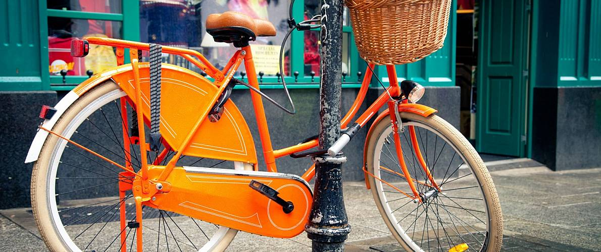 Enjoy the Sights of Dublin By Bike