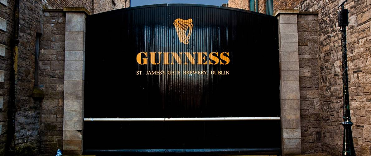 Guinness - Dublin is the Home of the Black Stuff